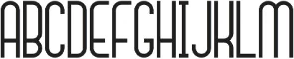 Signaline Sans otf (400) Font LOWERCASE