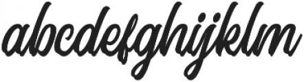 Signation ttf (400) Font LOWERCASE