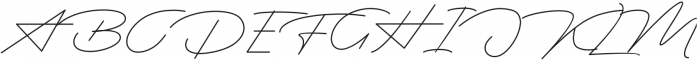 Signatrust 2 otf (400) Font UPPERCASE