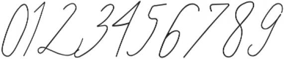 SignatureScript ttf (400) Font OTHER CHARS