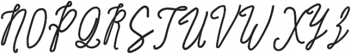 SignatureScriptExtraBold ttf (700) Font UPPERCASE