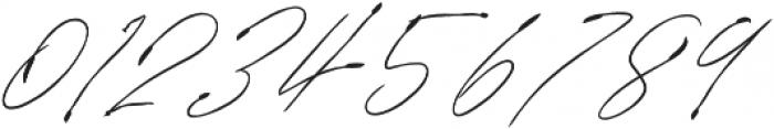 SignatureVP Regular otf (400) Font OTHER CHARS