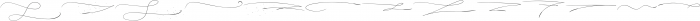 SignatureVP Swash otf (400) Font UPPERCASE