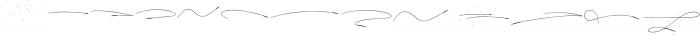 SignatureVP Swash otf (400) Font LOWERCASE