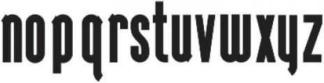 Signe otf (400) Font LOWERCASE