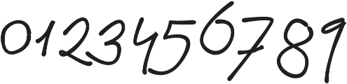 Signerica Fat ttf (800) Font OTHER CHARS