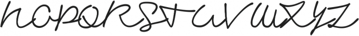Signerica Fat ttf (800) Font UPPERCASE