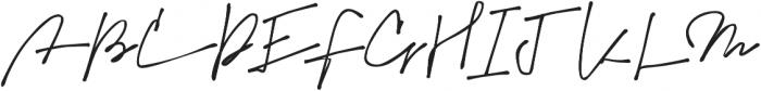 Signeton otf (400) Font UPPERCASE