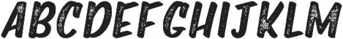 Signface otf (400) Font LOWERCASE