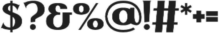 Signist 03 Clean otf (400) Font OTHER CHARS