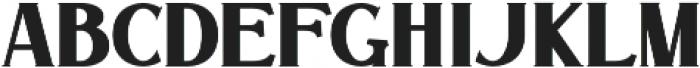 Signist 03 Clean otf (400) Font UPPERCASE