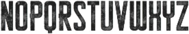 Signist 04 Rough otf (400) Font UPPERCASE