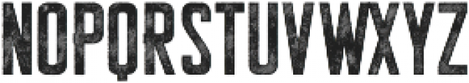 Signist 04 Rough otf (400) Font LOWERCASE