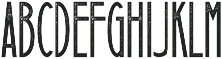 Signist 05 Rough otf (400) Font UPPERCASE