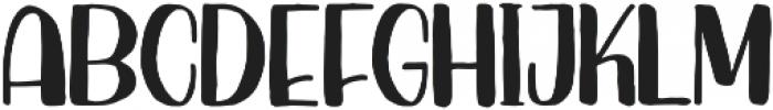Sigwald otf (400) Font UPPERCASE