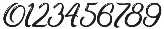 Silent Asia otf (400) Font OTHER CHARS