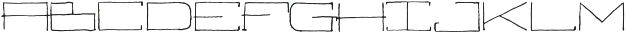 Silent Seas ttf (400) Font UPPERCASE