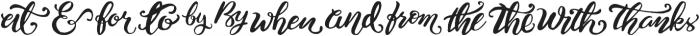 Silenthell Catch otf (400) Font UPPERCASE