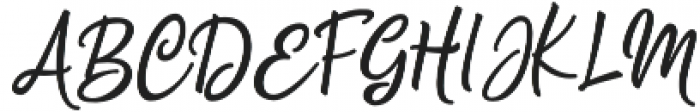 Silentmind otf (400) Font UPPERCASE