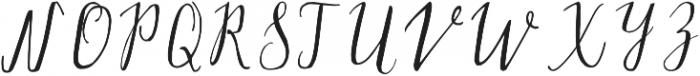 Silex basic otf (400) Font UPPERCASE