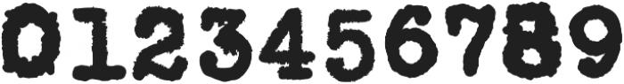 Silk RemingtonBRough otf (400) Font OTHER CHARS