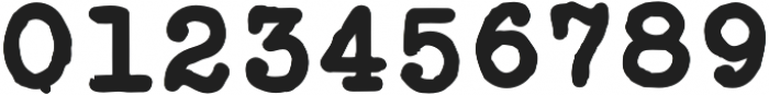 Silk RemingtonBold otf (700) Font OTHER CHARS