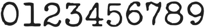 Silk RemingtonReg otf (400) Font OTHER CHARS