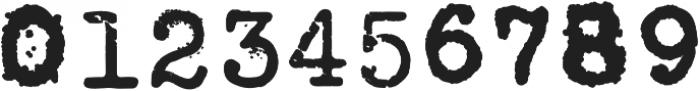 Silk RemingtonSB otf (400) Font OTHER CHARS