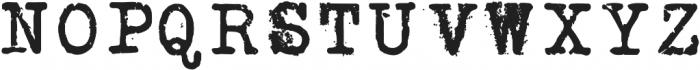 Silk RemingtonSB otf (400) Font UPPERCASE