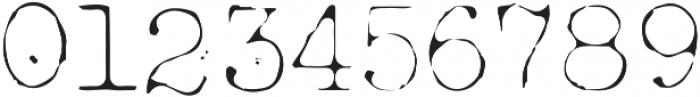 Silk RemingtonThin otf (100) Font OTHER CHARS