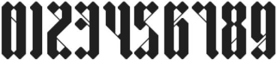 Sillium otf (400) Font OTHER CHARS