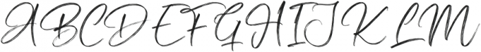 Silly Goose otf (400) Font UPPERCASE