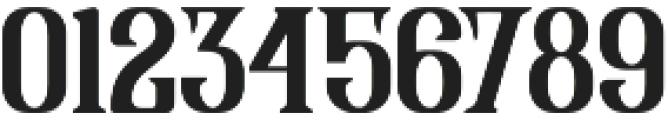 Silver Creek  Regular otf (400) Font OTHER CHARS