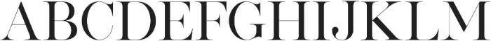 Silver South Serif ttf (400) Font LOWERCASE