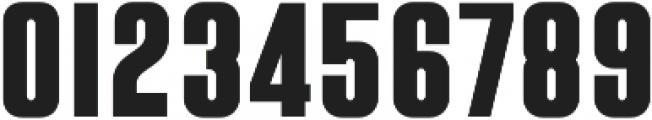 Silverlake Tall Sans otf (400) Font OTHER CHARS