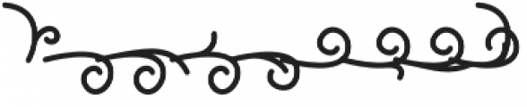 Simbok Pudjie Decorative otf (400) Font OTHER CHARS