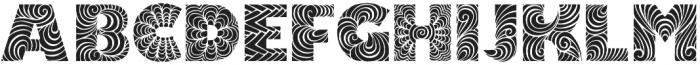 Simpla otf (400) Font LOWERCASE