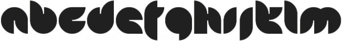 Simpla ttf (400) Font LOWERCASE