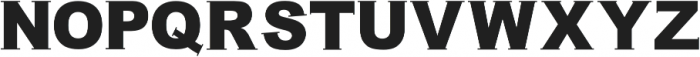 Simple Hamonic Serif otf (400) Font LOWERCASE