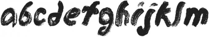Simpletone otf (400) Font LOWERCASE