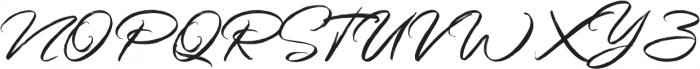 Simpletune otf (400) Font UPPERCASE