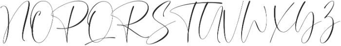 Simplified otf (400) Font UPPERCASE