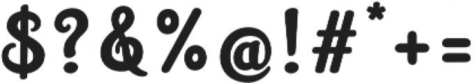 Simplisicky Fill Regular otf (400) Font OTHER CHARS