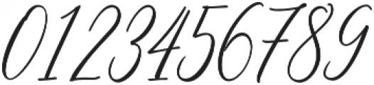 Simply Harmony otf (400) Font OTHER CHARS