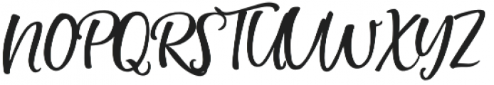 Simply Sweet Script Upright otf (400) Font UPPERCASE