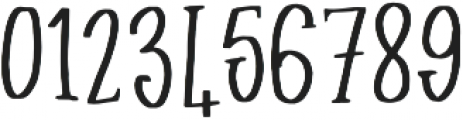 Simply Sweet Serif Ligatures otf (400) Font OTHER CHARS