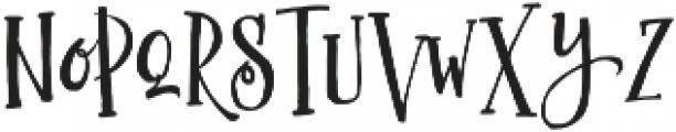 Simsalabim Typeface otf (400) Font UPPERCASE