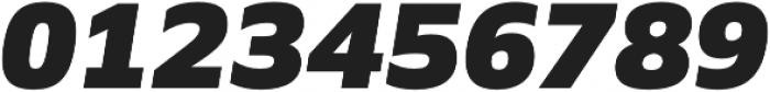 Siro Heavy Italic otf (800) Font OTHER CHARS