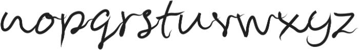 Sister ttf (400) Font LOWERCASE