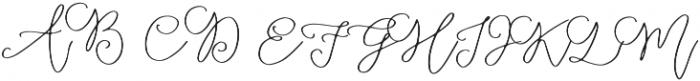 Sixtape otf (400) Font UPPERCASE